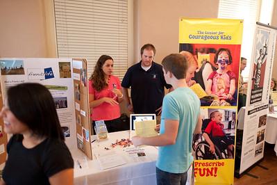Community Connections Fair 2011