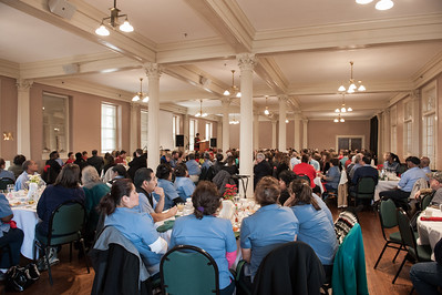 Faculty and Staff Christmas Breakfast 2014