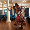 Native American Dance Workshop with Charles & Siouxsan Robinson :