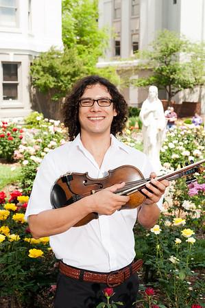 School of Music Shoot 2012