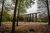 Athens Dudley Park Railroad Trestle 3