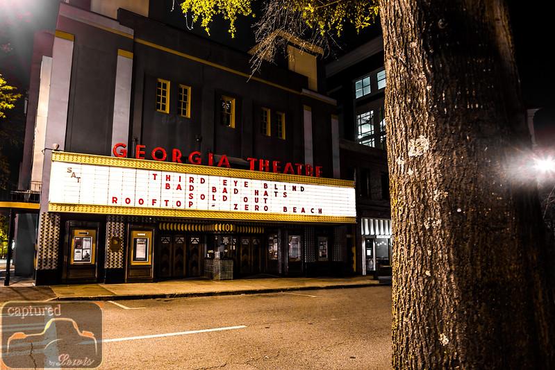 Athens Georgia Theatre