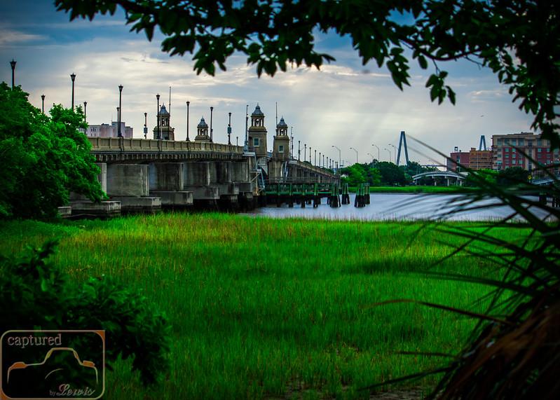 Ashley River North Bridge