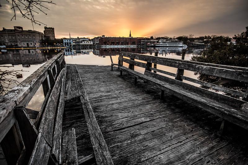 Wilmington Sunrise 1