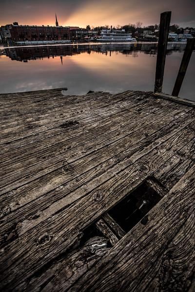 Wilmington Sunrise 2