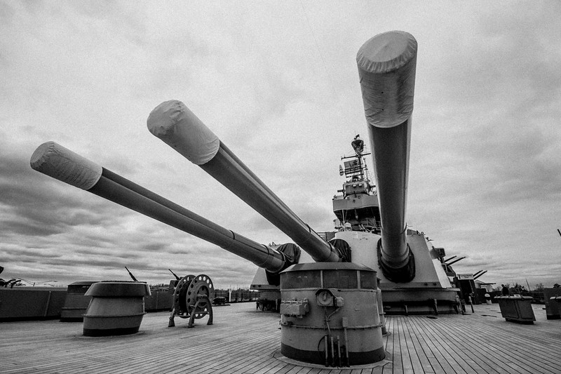 Battleship NC 1