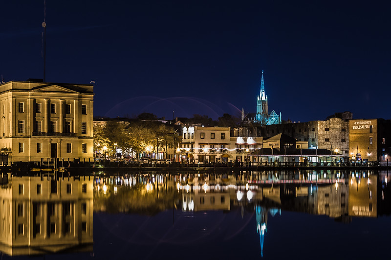 Wilmington Reflections