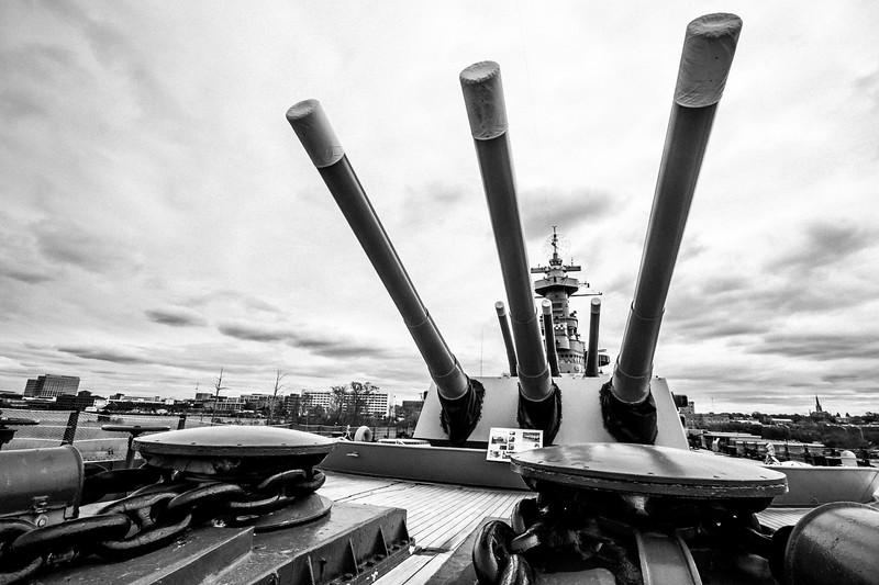 Battleship NC 3