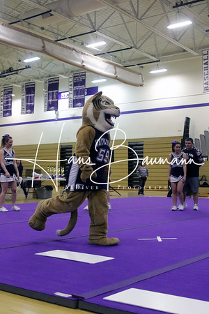 Cheer Competition Spanish Springs High School 28 Jan 2017