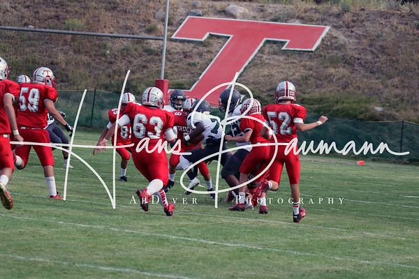 F Football CCHS @ Truckee