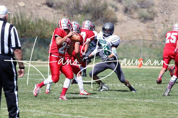 JV Football CCHS @ Truckee part 2