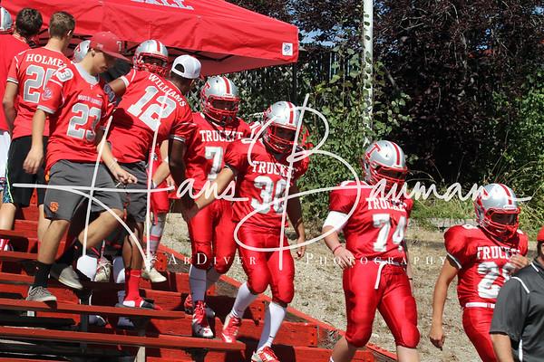JV Football CCHS @ Truckee part 1