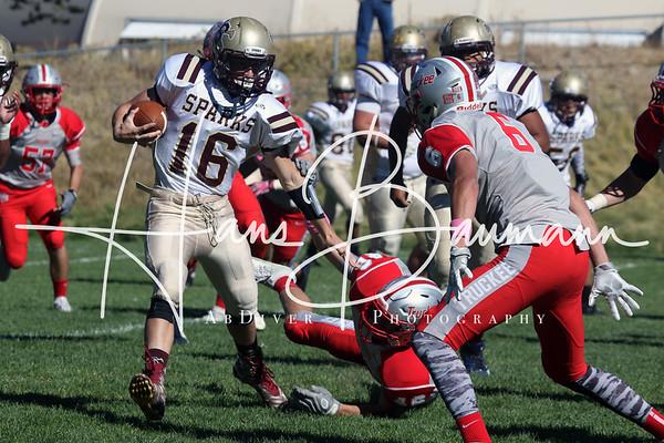 V Football Sparks @ Truckee part 2
