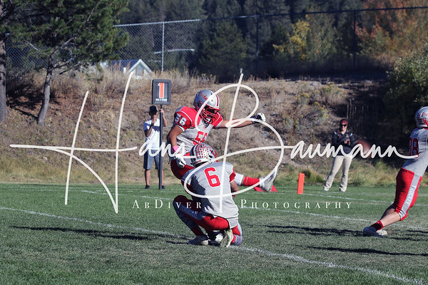 V Football Sparks @ Truckee part 3