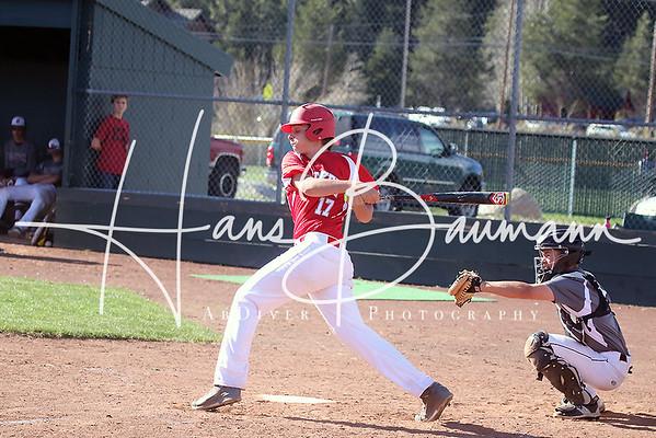 JV Baseball Dayton @ Truckee