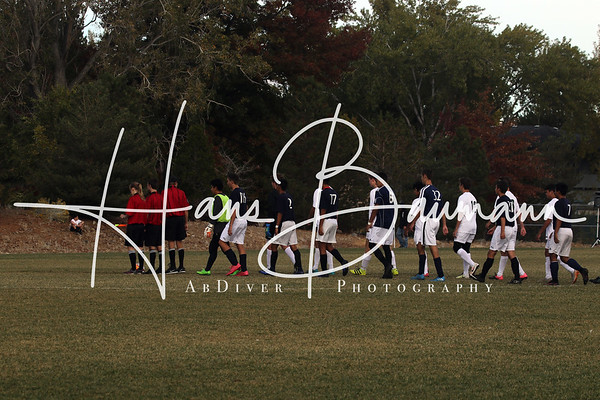 V Soccer Damonte  @ Bishop Manogue