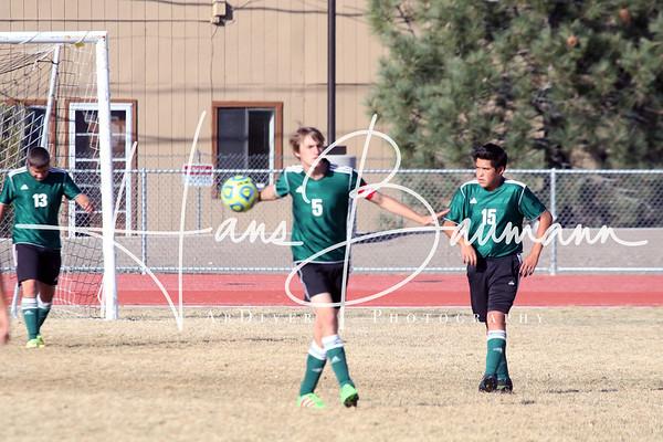 Soccer Varsity CCHS @ Truckee