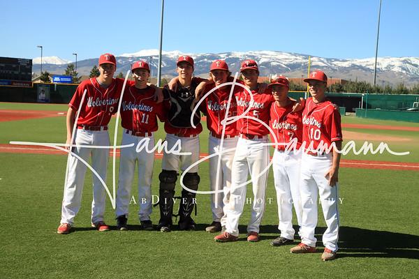 V Baseball Lowry @ Truckee UNR Ballpark
