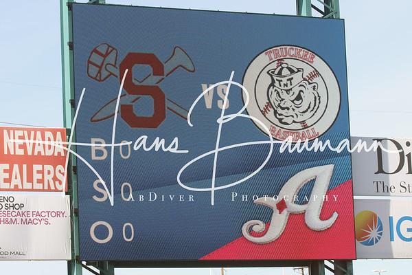 Baseball Sparks @ Truckee part 1