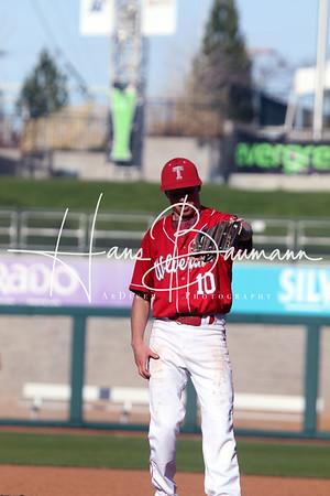 Baseball Sparks @ Truckee part  3
