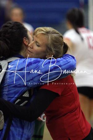 Volleyball Boulder Grizzlies @ Truckee Playoffs, Semi Finals Damonte Ranch High School