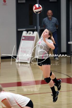 V Volleyball CCHS @ Truckee part 2