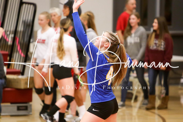Volleyball South Tahoe @ Truckee  JV, Varsity and Senior Farewell