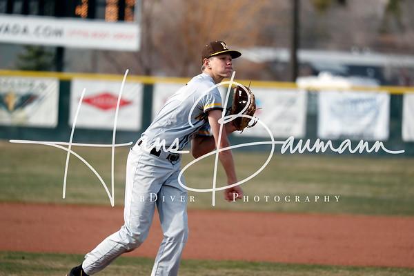 Baseball Mission @ North Valleys Varsity