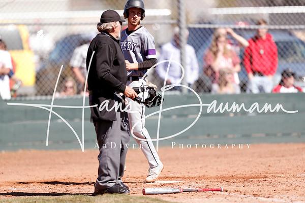 Baseball Spring Creek @ Truckee 20 Apr Double Header