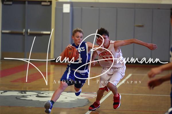 Basketball Lowry @ Truckee 16 Dec 2017 Varsity  JV Freshman