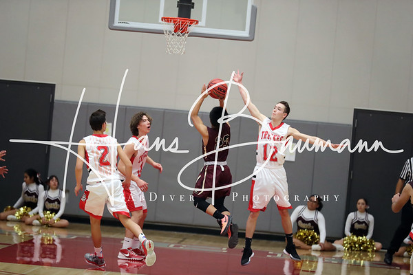 Basketball Sparks @ Truckee, Girls varsity, Boys JV and Varsity