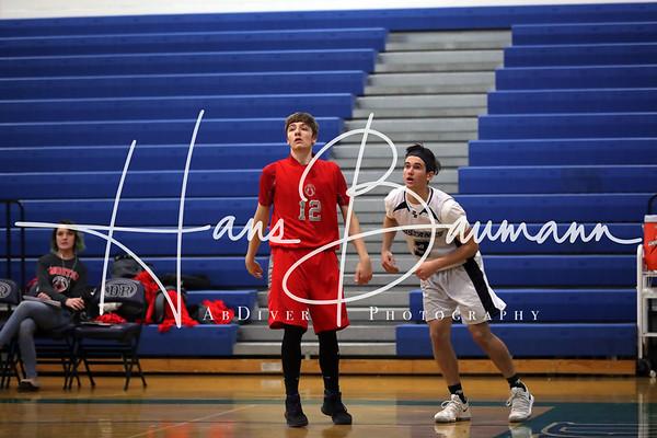 Basketball Wooster @ Damonte Ranch Boys JV