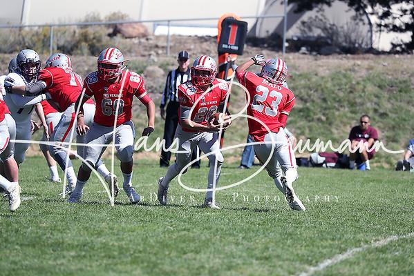 V Football Dayton @ Truckee part 2