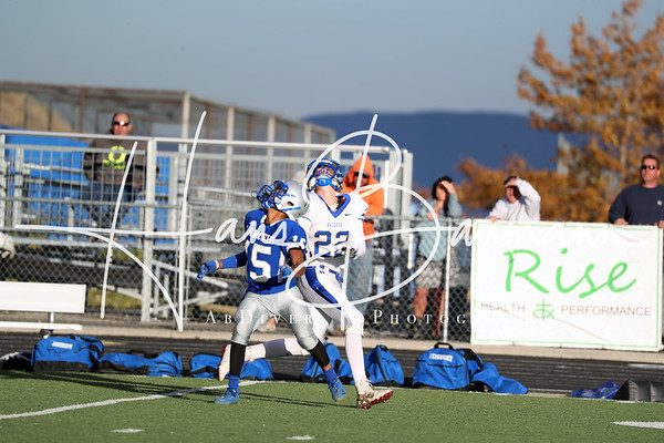 Football Reed @ McQueen Freshman and JV