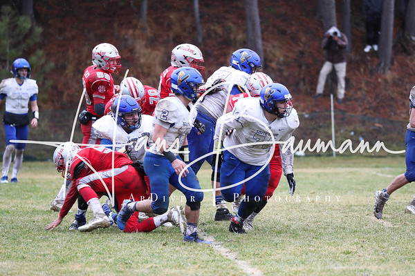 Football South Tahoe @ Truckee 4 Nov 2017