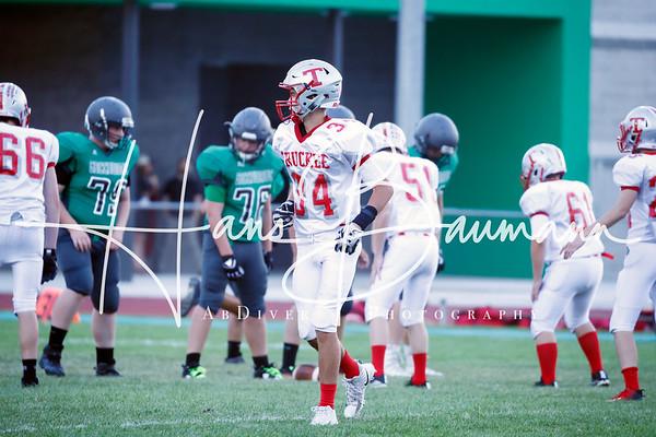Football Truckee @ Fallon V and JV