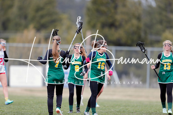 Lacrosse Girls Bishop Manogue @ Truckee 19 April