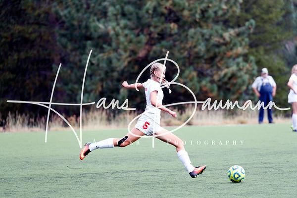 Soccer JV Girls Douglas @ Truckee