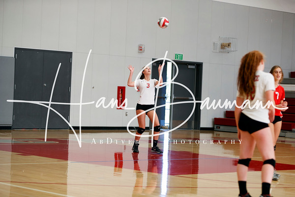 JV Girls Volleyball