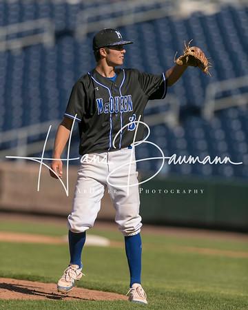 Baseball Bishop Manogue @ McQueen (Aces Ballpark) 23 Apr