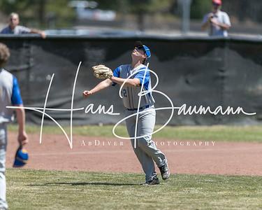 Baseball Lowry  @ Truckee Varsity (Double Header, Seniors) and JV  4 May