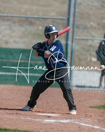 Baseball Silver Stage @ Incline Varsity