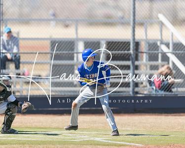 Baseball South Tahoe @ North Valleys  Varsity 16 March