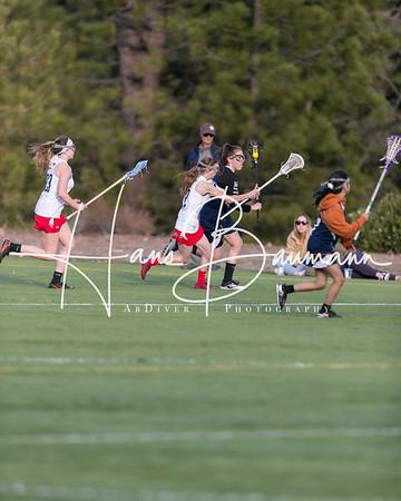Lacrosse  Girls McQueen @ Truckee(TNT) 3 May