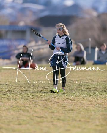 Lacrosse Girls Truckee(TNT) @ McQueen