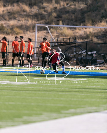 Soccer Boys North Tahoe @ North Valleys NIAA 3A League Playoffs
