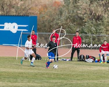 Soccer Boys Reno @ McQueen JV, Varsity 24 Oct
