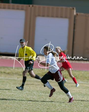 Soccer Girls Elko @ Truckee Varsity, JV  6 Oct