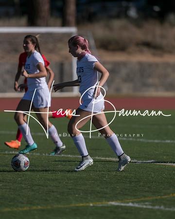 Soccer Girls White Pine @ Truckee NIAA Playoffs 1 Nov