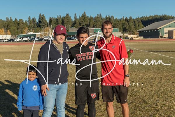 Soccer South Tahoe @ Truckee Varsity 25 Oct